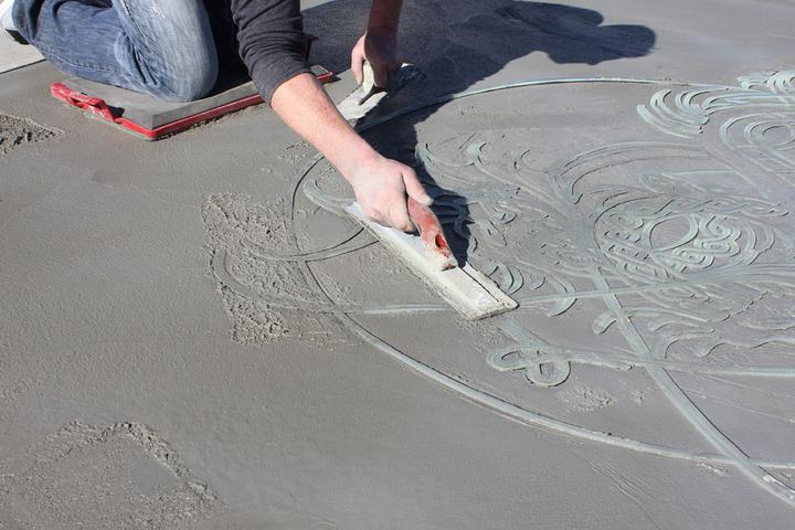 Concrete Stain Remover >> Impression Patterns | NewLook International