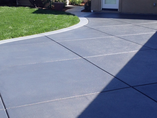Smart seal patio perfect modern patio outdoor for Outdoor concrete cleaner