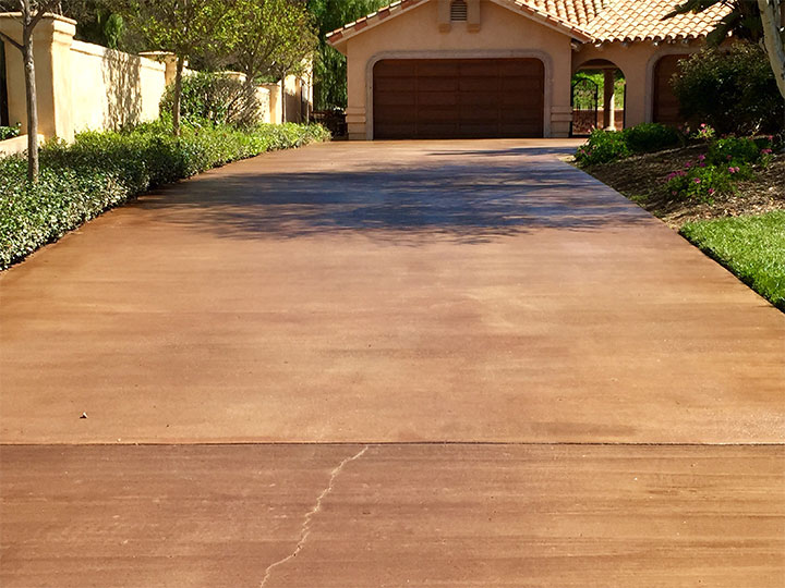 enhancer-stain-driveway