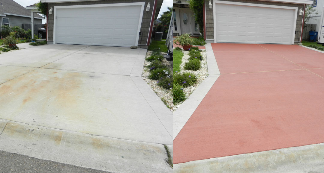 red-driveway