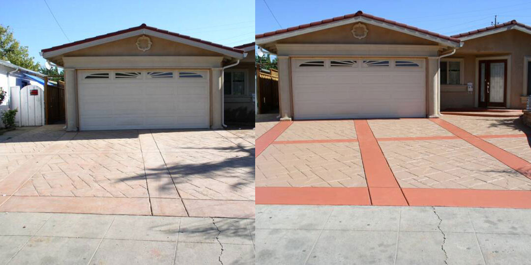 red-pink-driveway