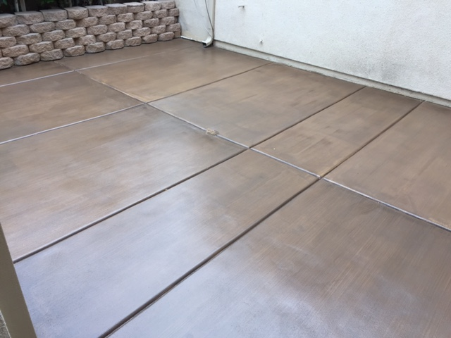 How To Restore Water Stained Concrete